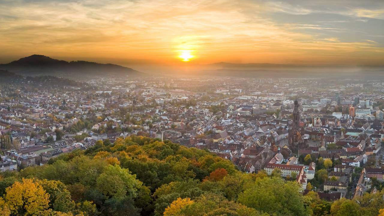 Freiburg & The Black Forest